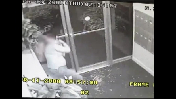 [PHI] Caught on Cam: Robber Attacks Woman Inside Apt