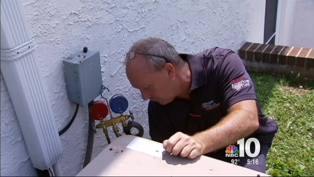 Business Booming From Severe Heat