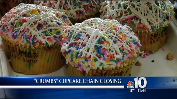 [PHI] Cupcake Shops Close for Good
