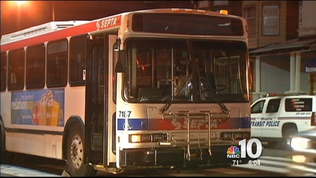 [PHI] SEPTA Bus Driver Attacked by Men