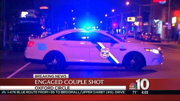 [PHI] Engaged Couple in Critical After Shooting