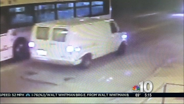 [PHI] Hit & Run Suspect Still on the Loose