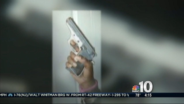 [PHI] Mom in Court for Carrying Gun