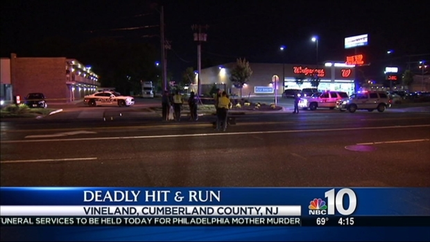 [PHI] Road Closed After Deadly Hit & Run