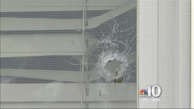[PHI] Gunman Shoots Police Station