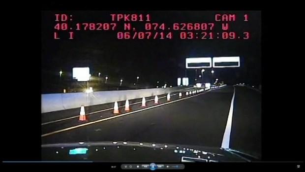 [PHI] WATCH: Dashcam From Tracy Morgan Crash