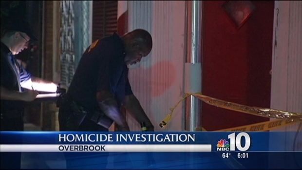 [PHI] Fatal Shooting Outside Chinese Restaurant