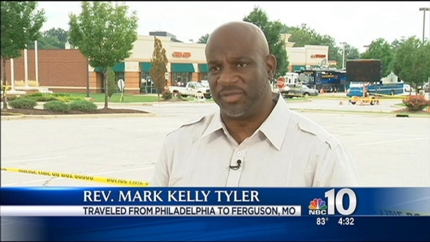 [PHI] Local Pastor Heads to Ferguson