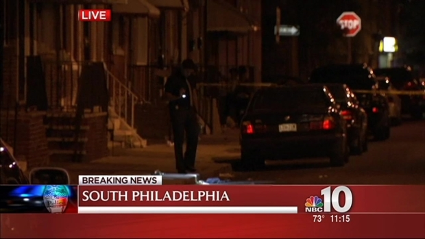 [PHI] Violent Night in Philly