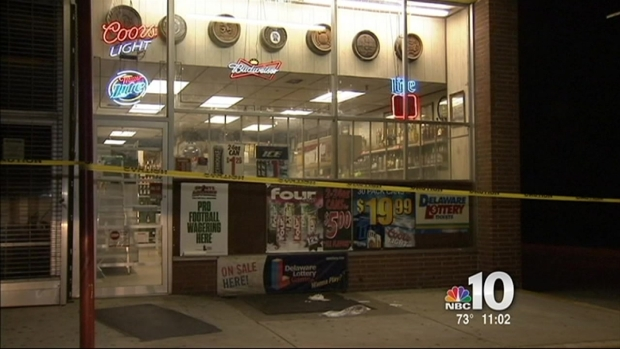 [PHI] Liquor Store Clerks Shot, Assaulted