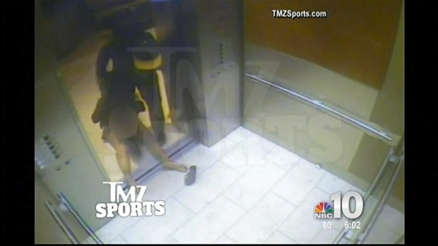 [PHI] New Ray Rice Video Sparks Debate