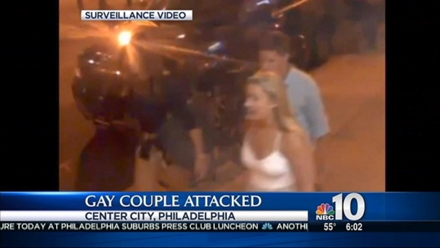 [PHI] Surveillance Video Released of Attack on Gay Couple