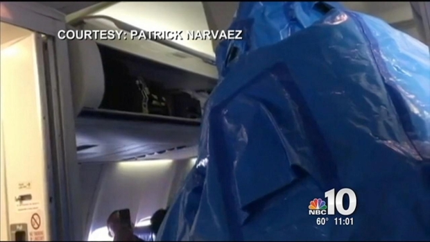 [PHI] Ebola Scare on Plane From Philly