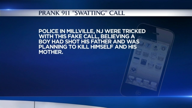 [PHI] 911 Swatting Call Pranks Family