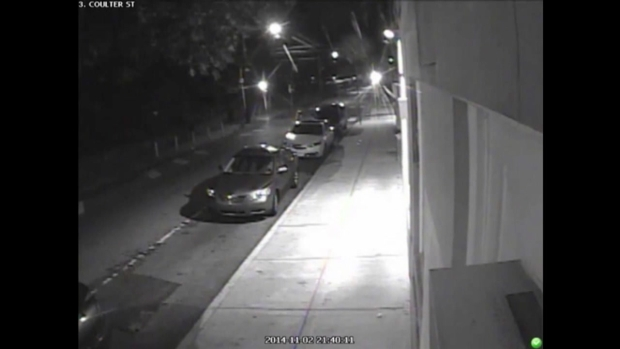 Caught on Camera: Woman Abducted in Germantown