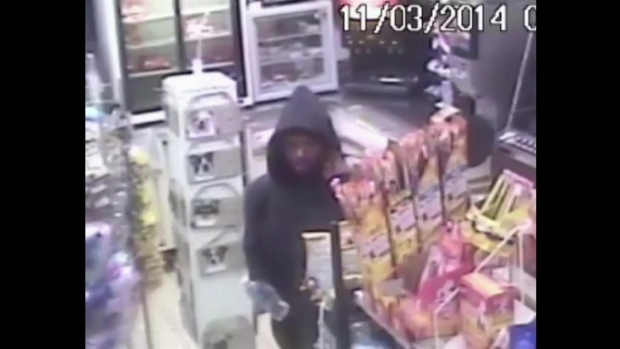 WATCH: Person of Interest in Woman's Abduction Inside Convenience Store