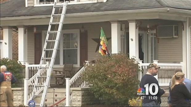 [PHI] Suspicious House Fire