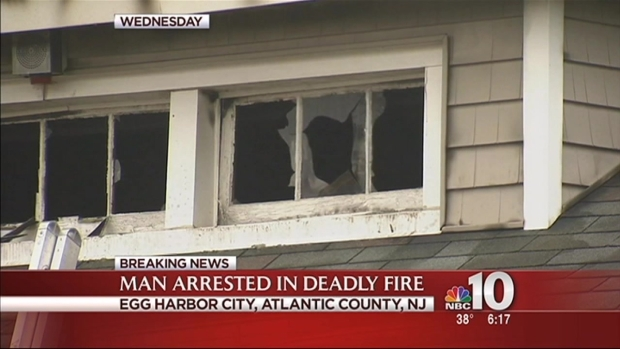 [PHI] Man Torched Home After Stabbing Woman, Her Son: Prosecutors