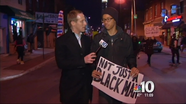 [PHI] Day 2 of Ferguson Protests in Philly