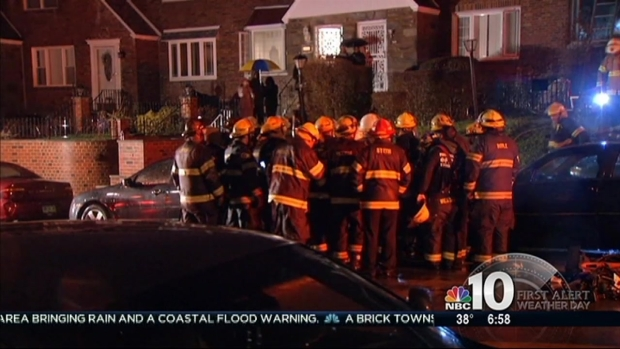 [PHI] Philly Firefighter Killed; First Female to Die on Duty
