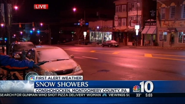 [PHI] Conshohocken Coated in Snow