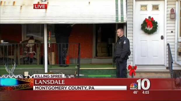 [PHI] 2 Dead in Lansdale Home