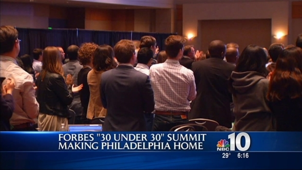 [PHI] Philly is Home to Forbes 30 Under 30