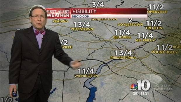 [PHI] First Alert Weather: Frigid Temps Move in