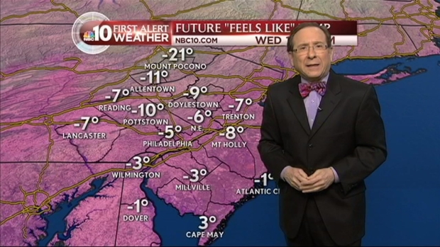 [PHI] NBC10 First Alert Weather: Bundle Up for Freezing Temps Ahead
