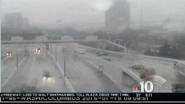 [PHI] Accident on I-76 Causes Major Traffic Delays