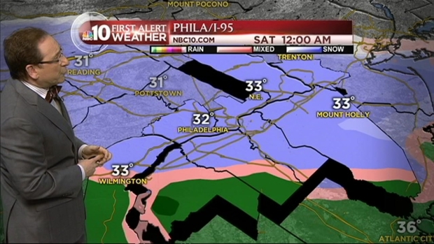 [PHI] NBC10 First Alert Weather: Back-to-Back Storms
