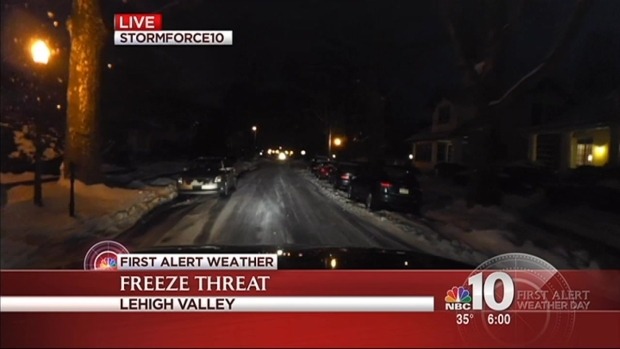 [PHI] Road Conditions in Lehigh Valley
