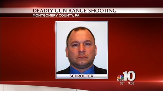 [PHI] Police Cpl. Charged in Accidental Shooting Range Death