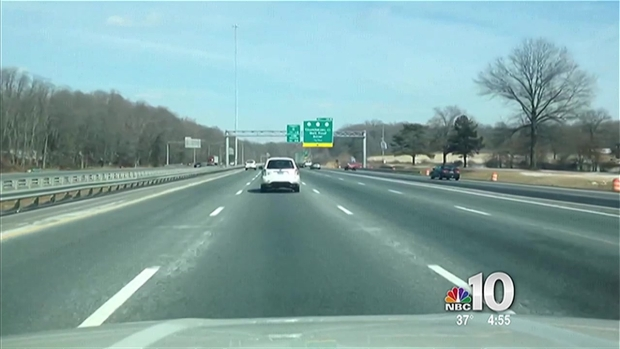 [PHI] Interstate 95 Speed Limit Increase in Del.