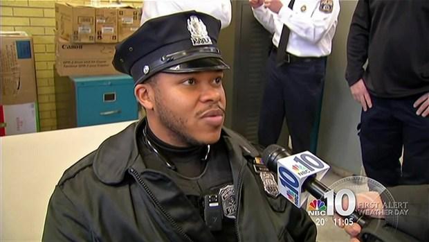 Philadelphia Police Officer Killed