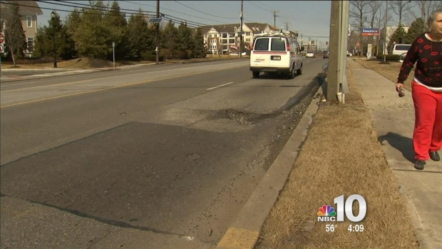 [PHI] Pothole Watch: Tired of Flat Tires?