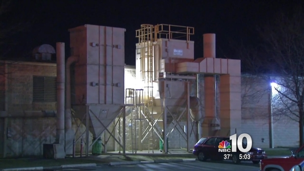 Berks County Plant Explosion Kills 1 Employee, Injures 2