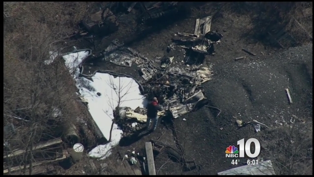 [PHI] Pilot, Passenger Killed in Chester County Plane Crash