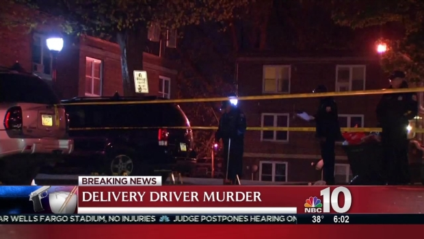 [PHI] Food Deliveryman Shot, Killed in Philly