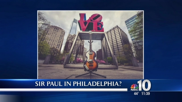 [PHI] LiveNation Teases Possible Paul McCartney Concert