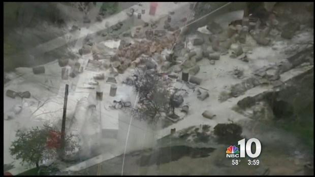 [PHI] Deadly Truck Crash in Audubon
