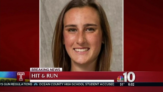 [PHI] Hit-&-Run Car Seized, Temple Student Fighting for Life