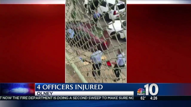 [PHI] Four Philadelphia Officers Out of Hospital After Hit-and-Run in Olney