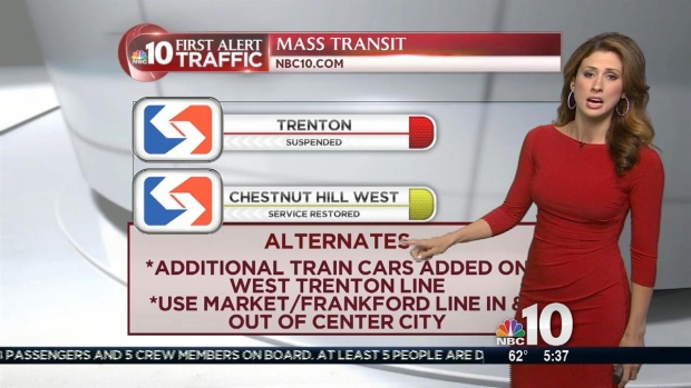 First Alert Traffic Mass Transit Updates