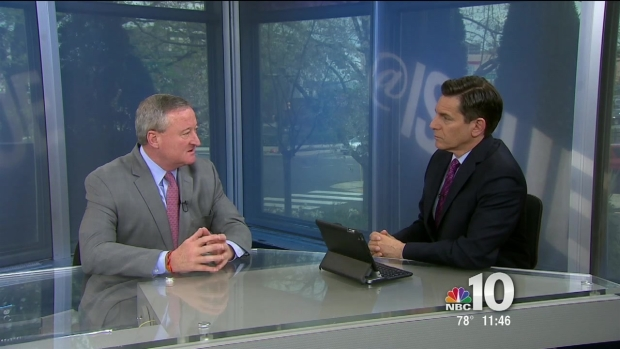 NBC10 @ Issue: Jim Kenney, Part 1