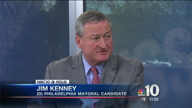 NBC10 @ Issue: Jim Kenney, Part 2