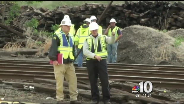 [PHI] Lawyer for Amtrak Conductor Says Client Was a Hero After Derailment