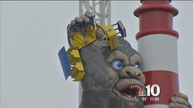 [PHI] 'KONG' Ride Returns to Wildwoods