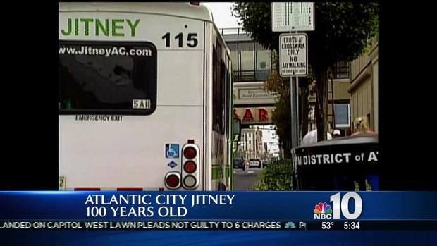 [PHI] AC's 'Jitney' Celebrates 100th Anniversary