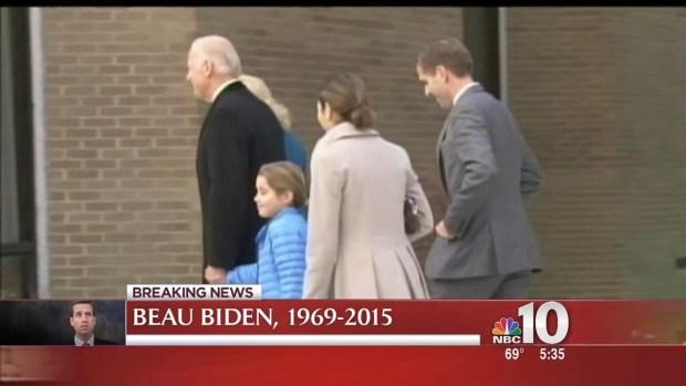 [PHI] Delawareans Grieve the Death of Beau Biden